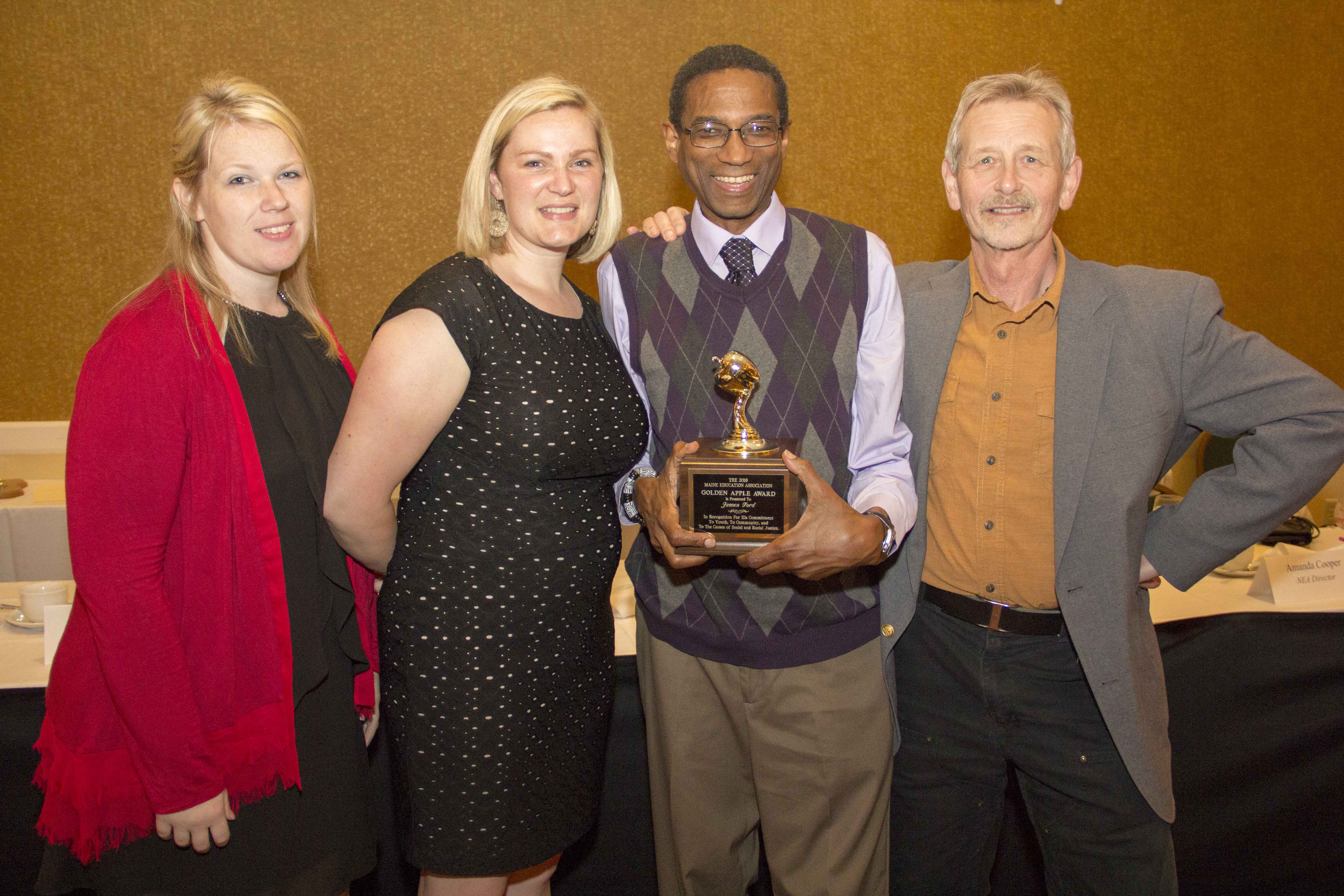 Awards/Grants - Maine Education Association