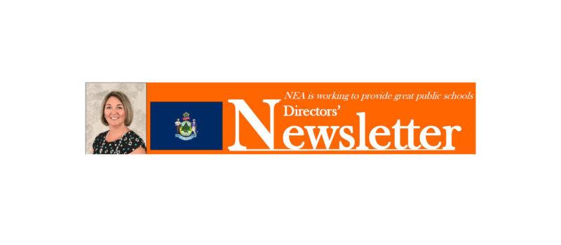 NEA Directors' Report – Fall 2018