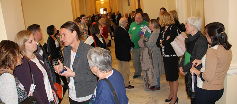 Make your voices heard and attend an MEA lobby day at the State House!