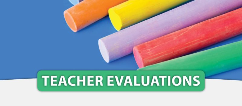 Teacher Evaluation Proposed Changes-Test Scores Could be Eliminated