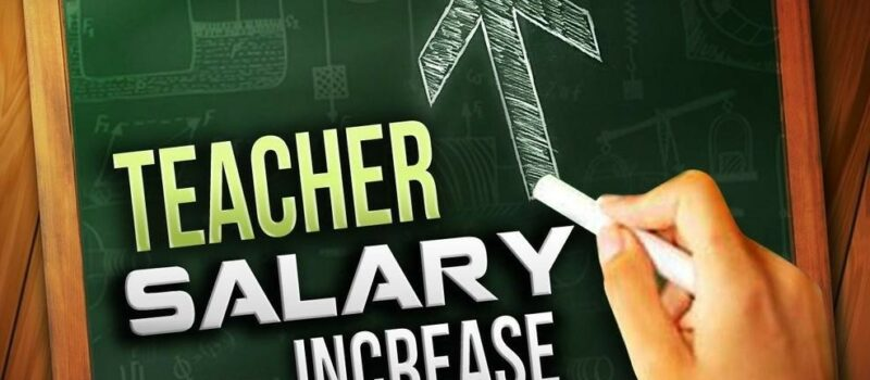 Increase in Teacher Pay Gets Committee Approval