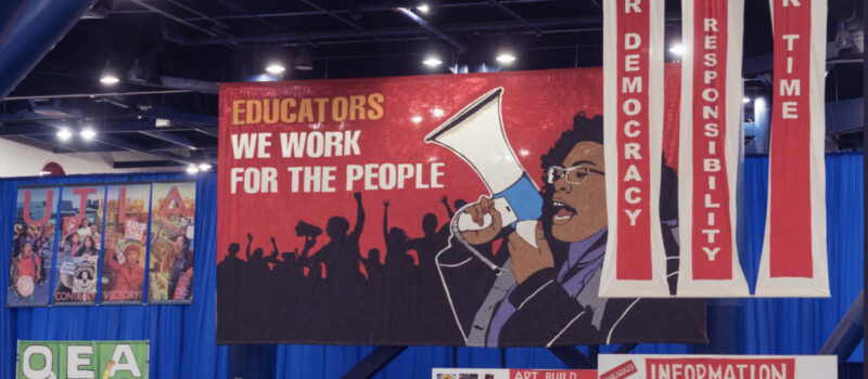 At NEA Representative Assembly, Educators Prepare to Make an Impact in 2020